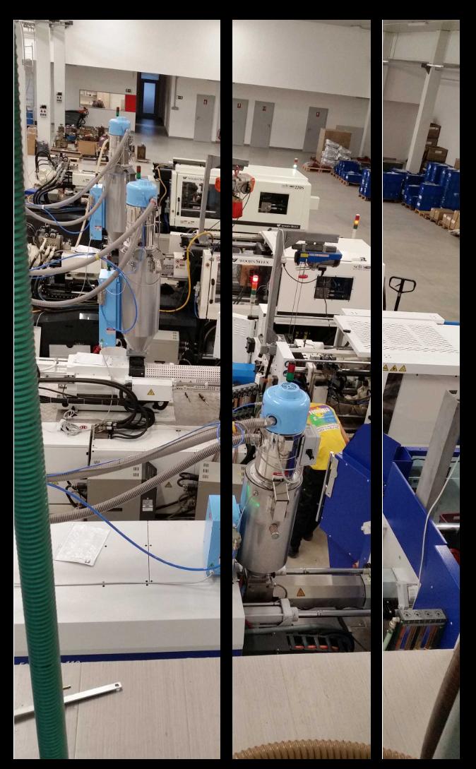 Výroba plastových dílů vstřikováním